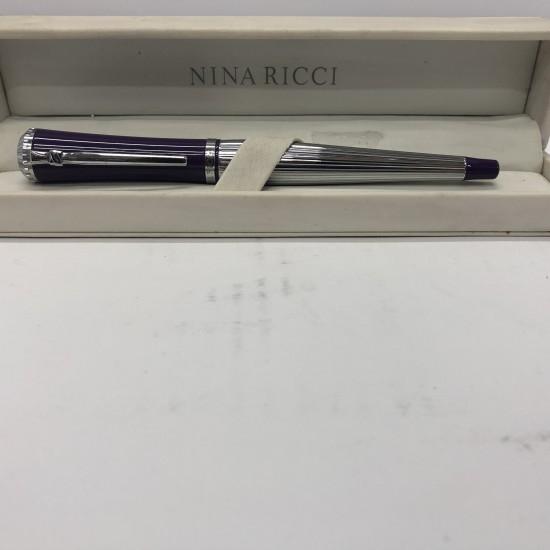 Метална химикалка Nina Ricci