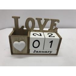 Календар поставка за бюро