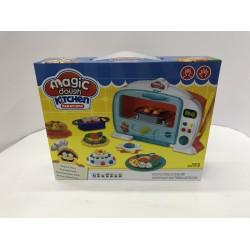 Детска играчка с пластелин