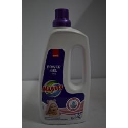 Бебешки Течен прах за пране - 20 изпирания