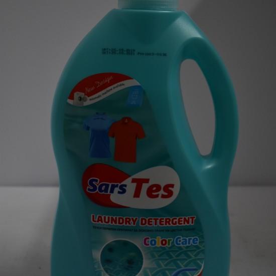 Течен перилен препарат за основно пране на цветни тъкани