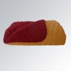 Покривка за легло 140/200 червено