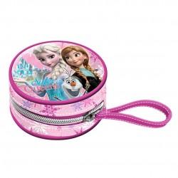 Кръгла чантичка Frozen - Sister Queens