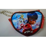 Disney мини чанта сърце Калинката и Котарака