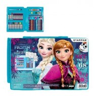 Комплект за рисуване 68 части Frozen