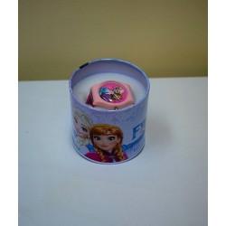 Детски часовник Frozen в метална кутия