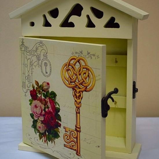 Кутия за съхранение на ключове