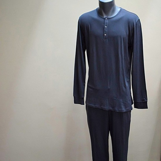 Мъжка памучна пижама