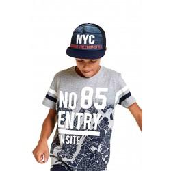 Детска лятна шапка Losan, с козирка, за момче