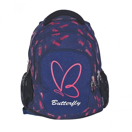 Раница PULSE Jeans Butterfly - x20391
